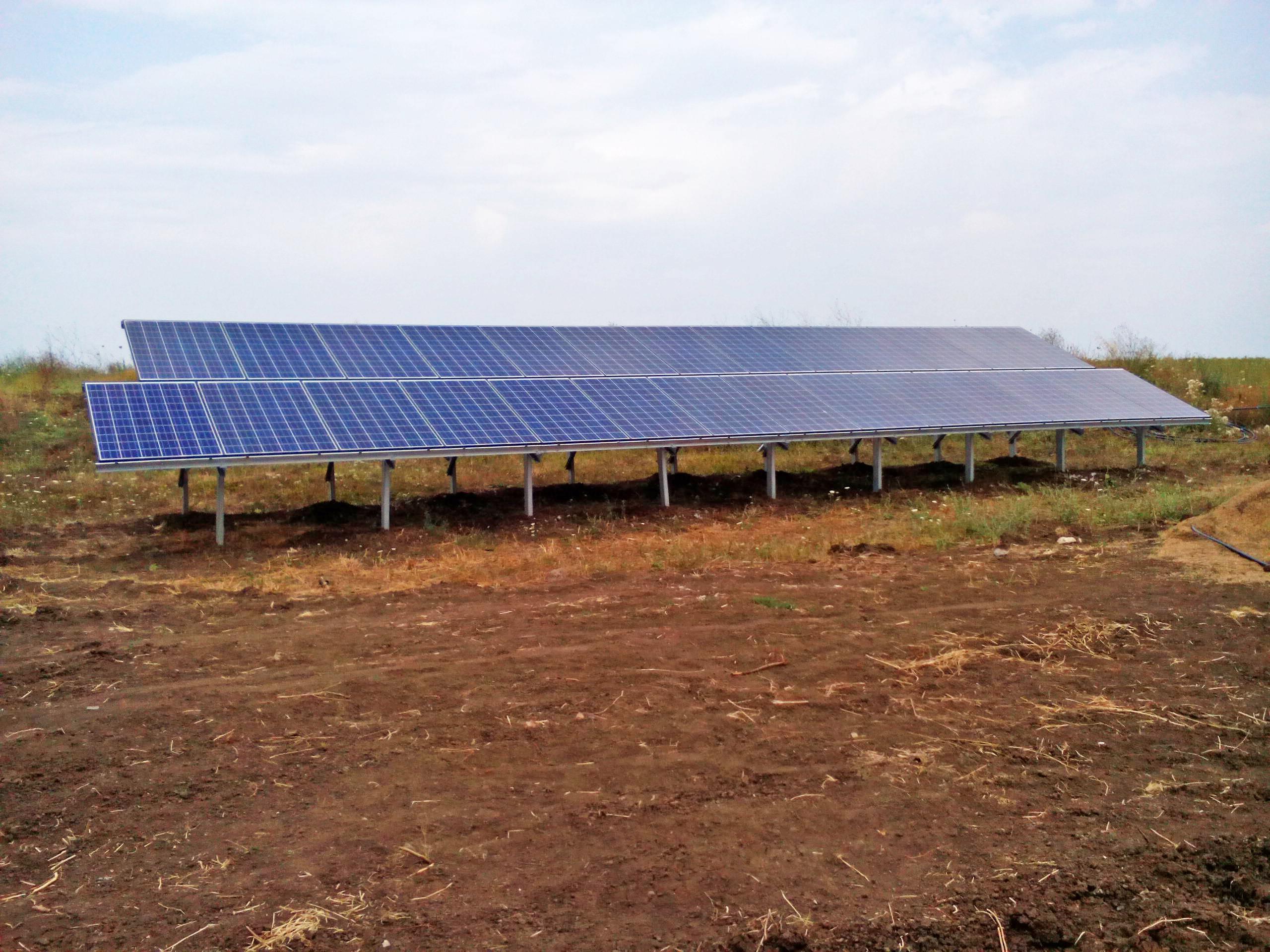 фотоволтаична система за ток