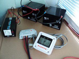 фотоволтаична-система