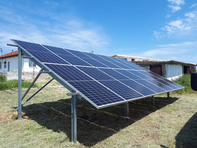 соларна система за собствени нужди