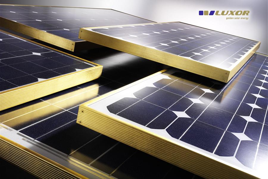 фотоволтаичен модул Luxor