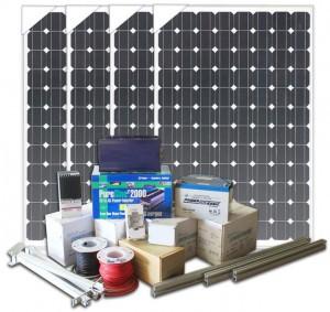 продукти за соларни системи